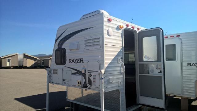 2017 Travel Lite RAYZR FK TRUCK CAMPER