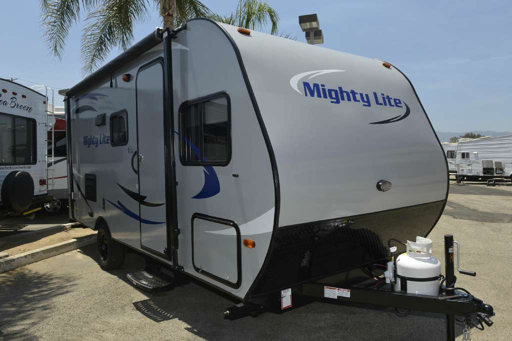 2016 Pacific Coachworks Mighty Lite 16BB