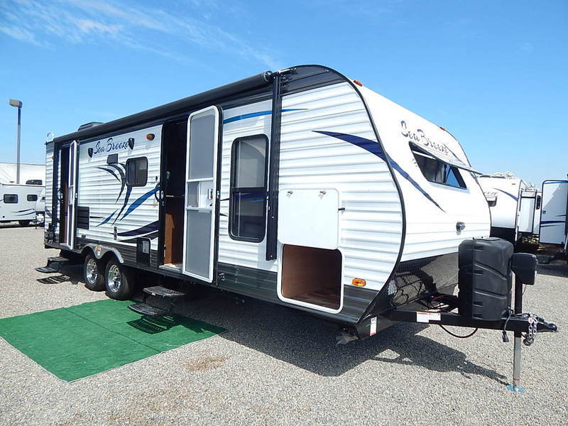 2016 Pacific Coachworks Sea Breeze 2110