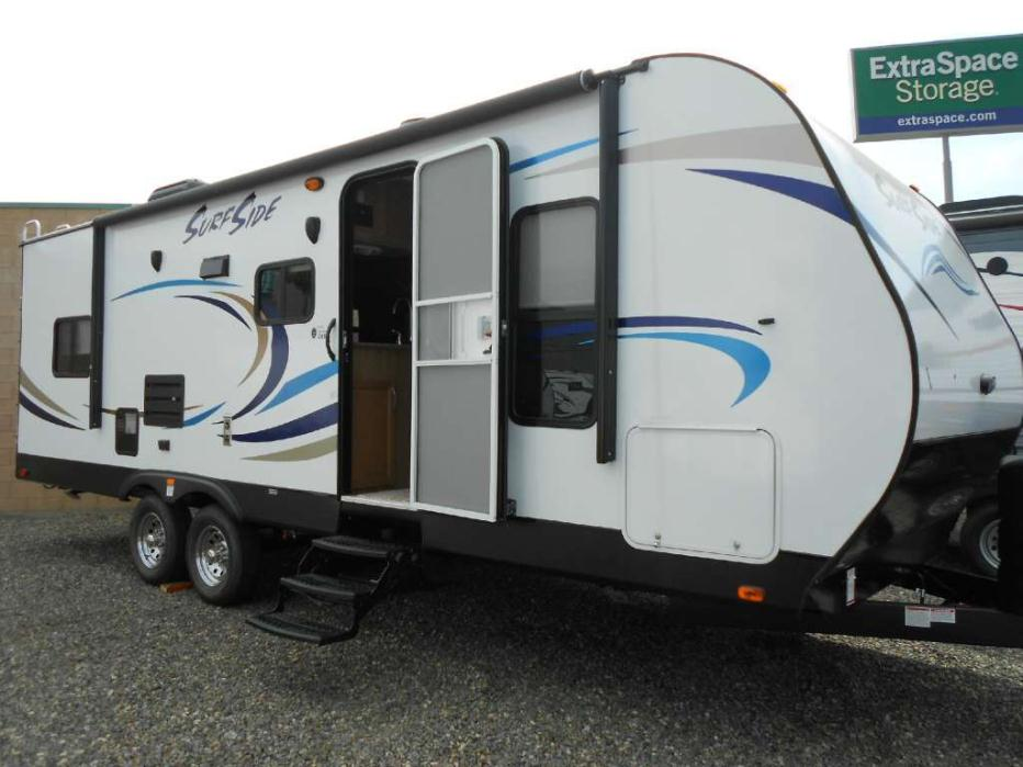 2016 Pacific Coachworks SURFSIDE 2650 BUNK SMOOTHWALL