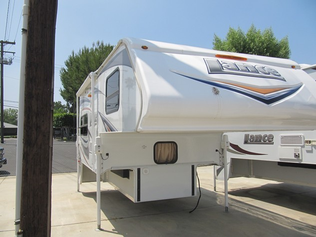 Lance Long Bed 850 Rvs For Sale