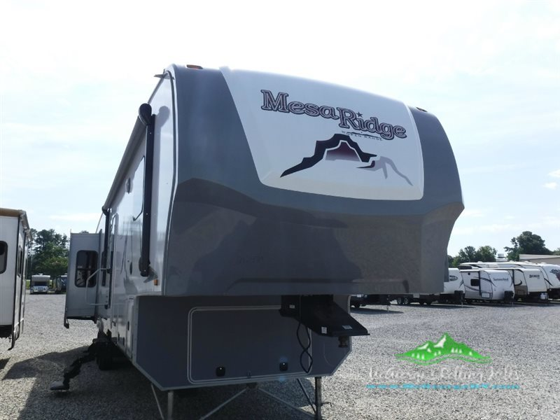 2015 Open Range Rv Mesa Ridge MF430RLS