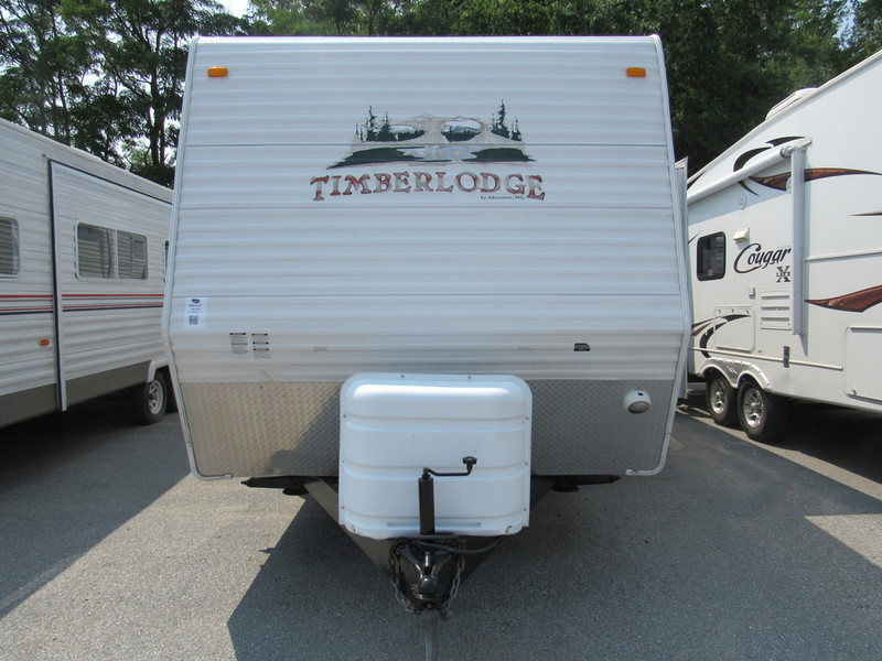 Timberlodge Travel Trailer With Loft For Sale