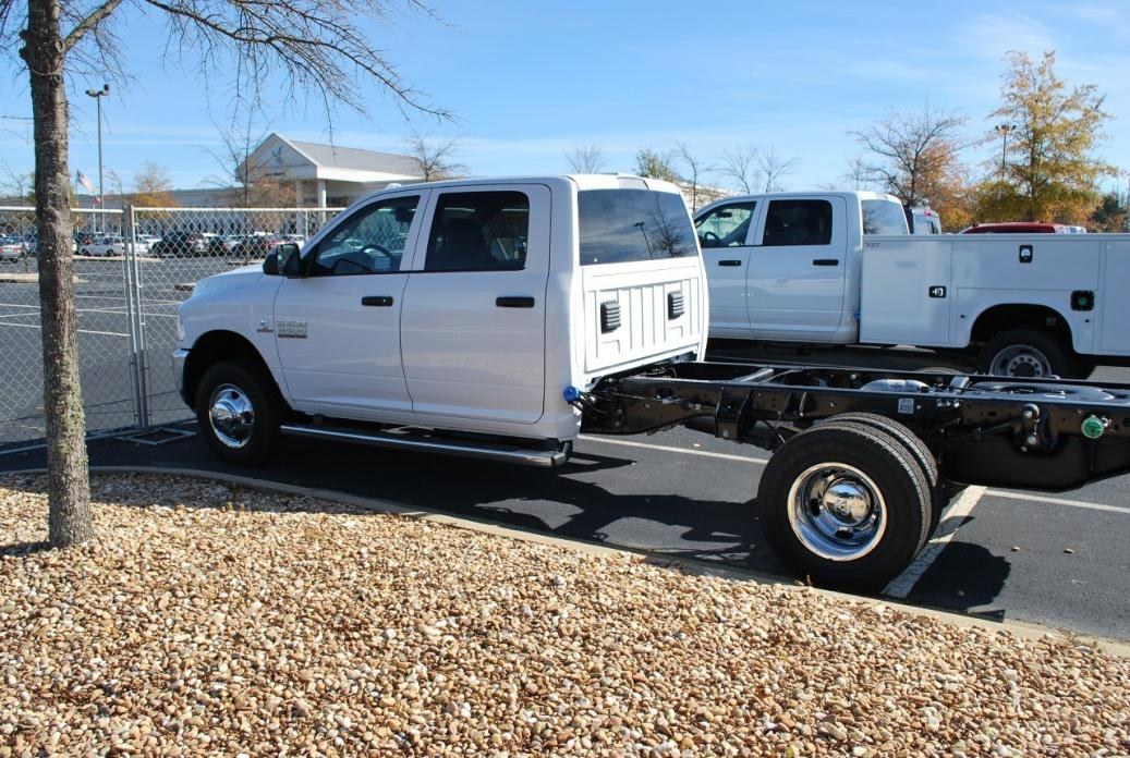 2016 Ram 3500hd Chassis Cab Cab Chassis
