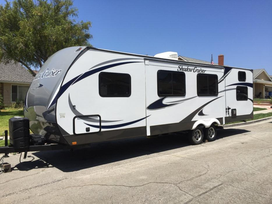 2014 Cruiser Rv Corp Shadow Cruiser S-280QBS