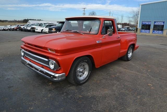1965 Chevrolet C10  Contractor Truck