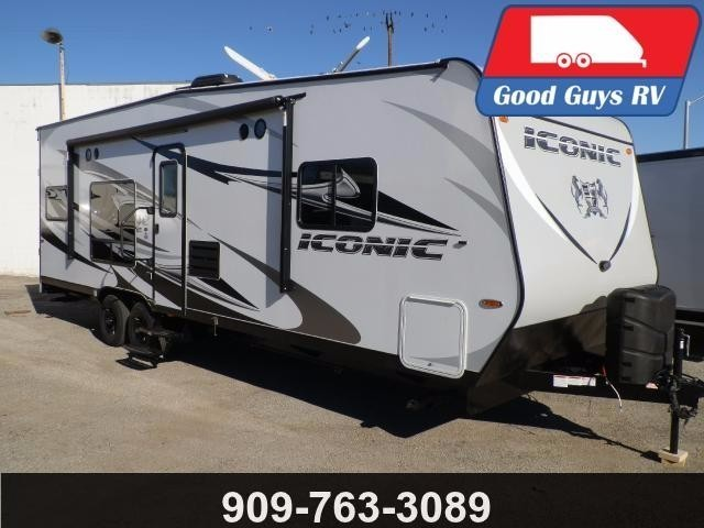 2017 Eclipse Recreational Vehicles ICONIC 2514AK