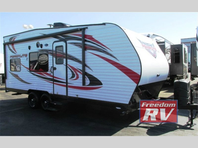 2016 Pacific Coachworks Powerlite Metal X 19EX