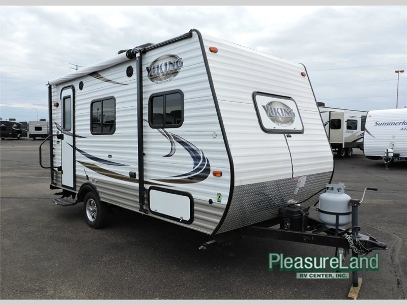 2015 Viking Ultra-Lite 16FB