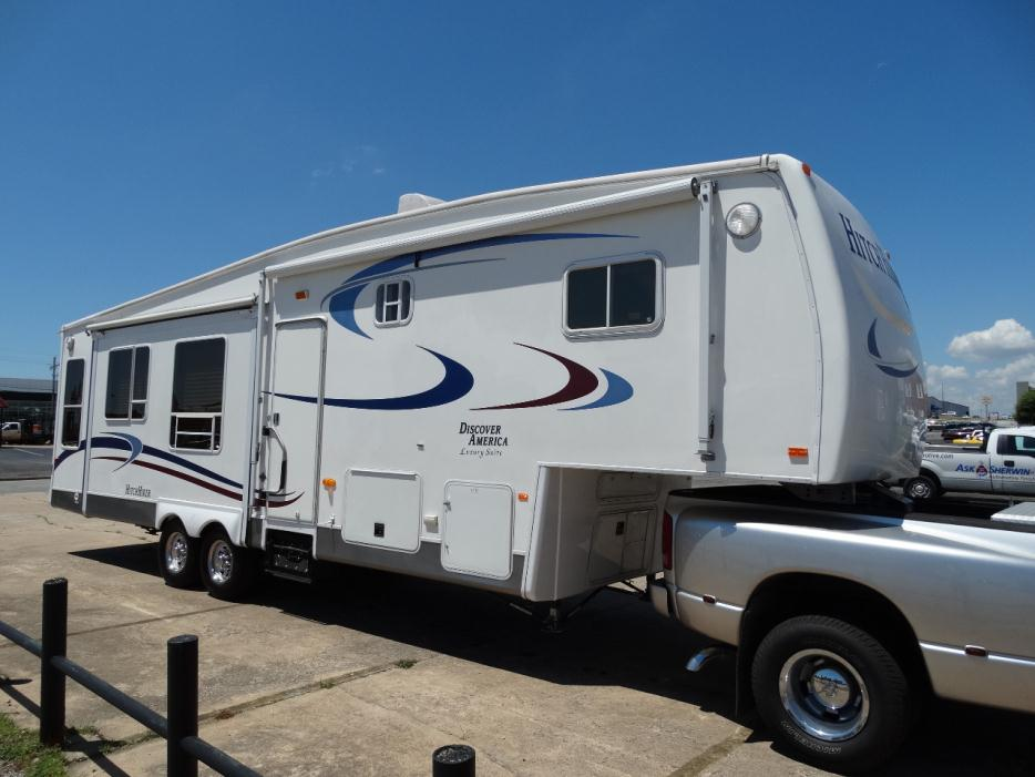 2006 Nuwa Hitchhiker Discovery America LUXURY 31.5LKTG