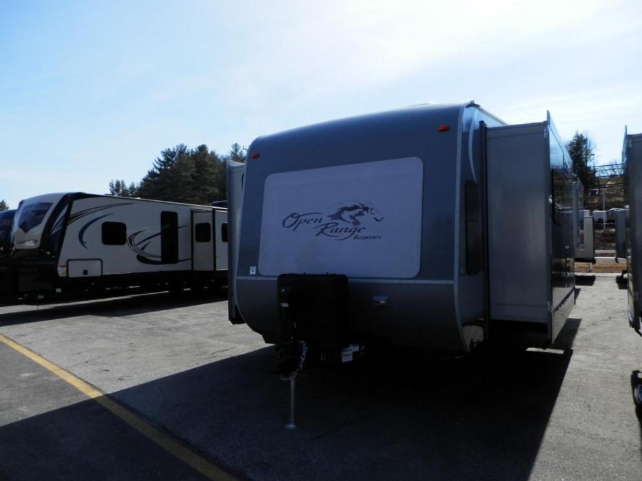 2016 Open Range Roamer 340FLR