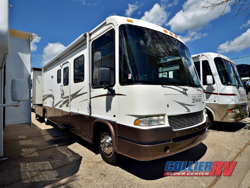 2001 Georgie Boy Landau 3402DS