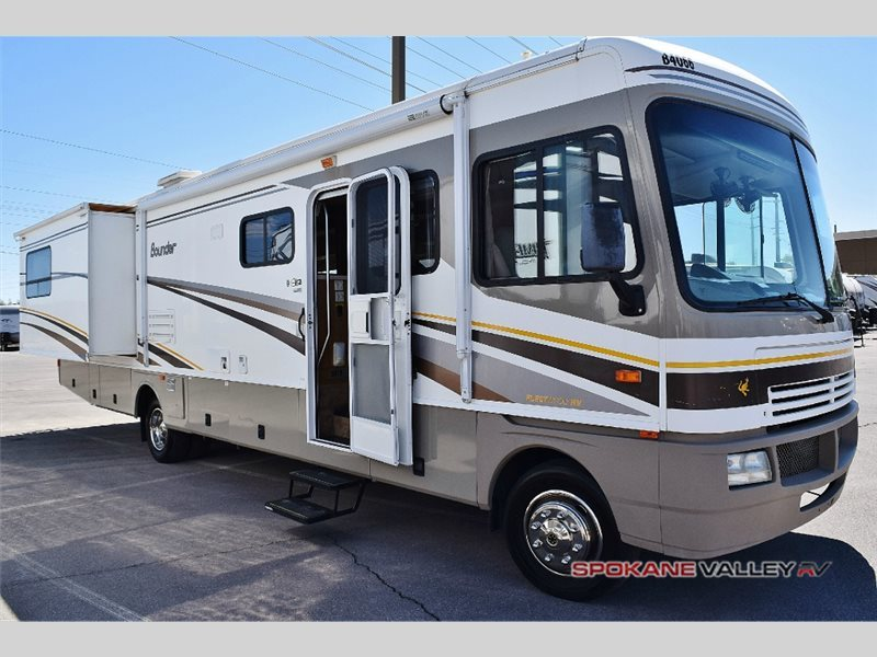 Fleetwood Rv Bounder 35r Rvs For Sale