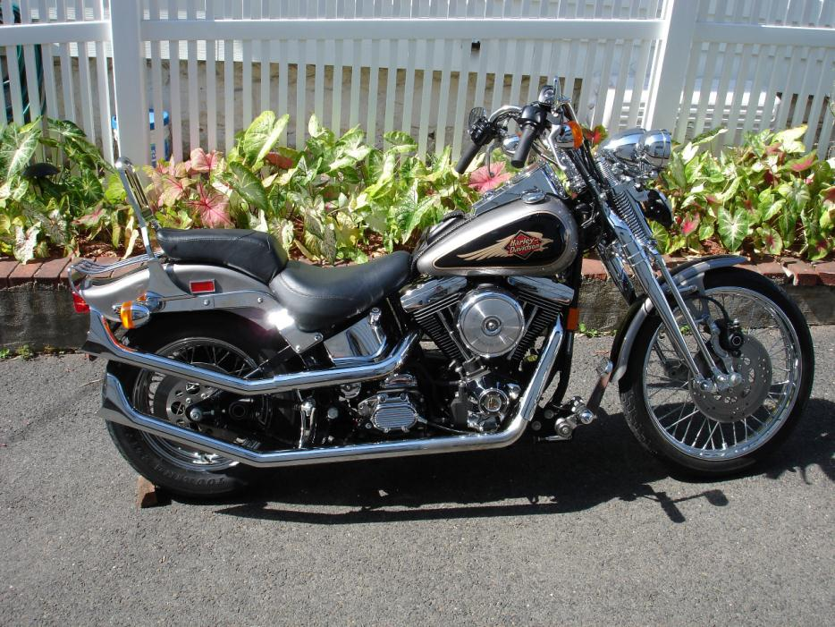 Harley Davidson Springer Softail motorcycles for sale in New