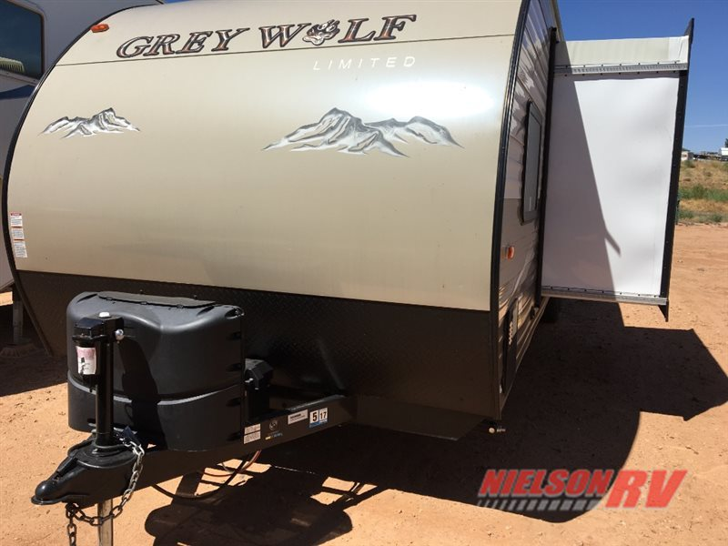 2016 Forest River Rv Cherokee Grey Wolf 27RR