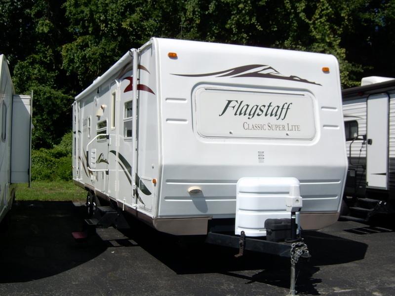 2007 Flagstaff 831QBSS