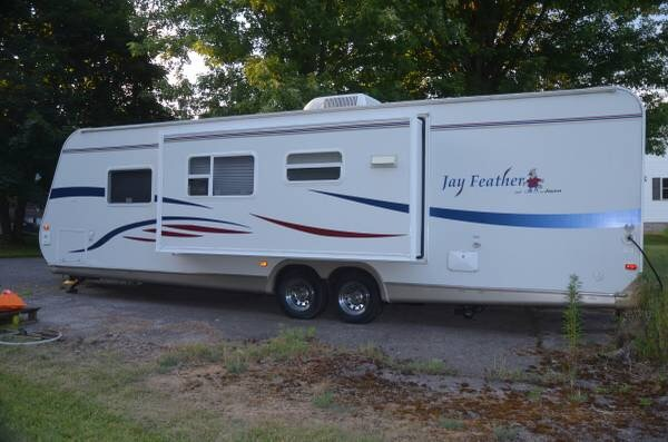 Jayco Jay Feather 29y Rvs For Sale