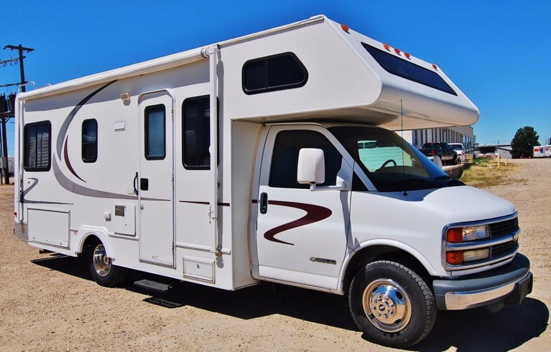 2003 Four Winds Chateau Sport 21RB