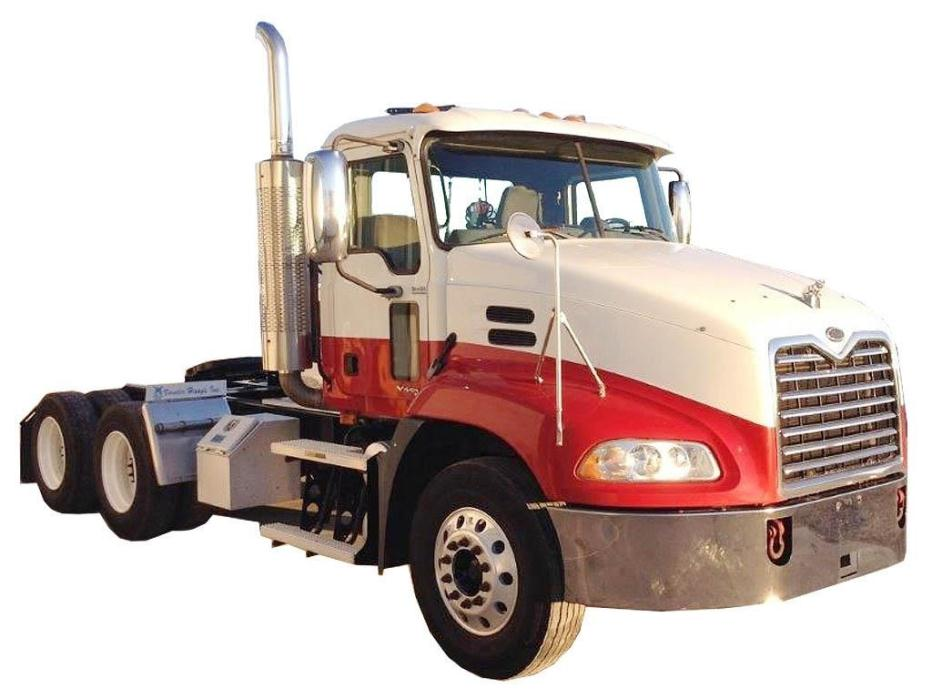 2007 Mack Vision Cx612 Conventional - Day Cab