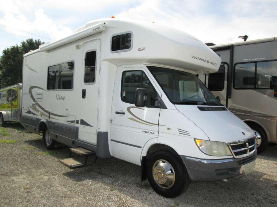 2007 Winnebago View 23'