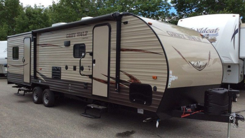 2017 Forest River Cherokee Grey Wolf 27RR