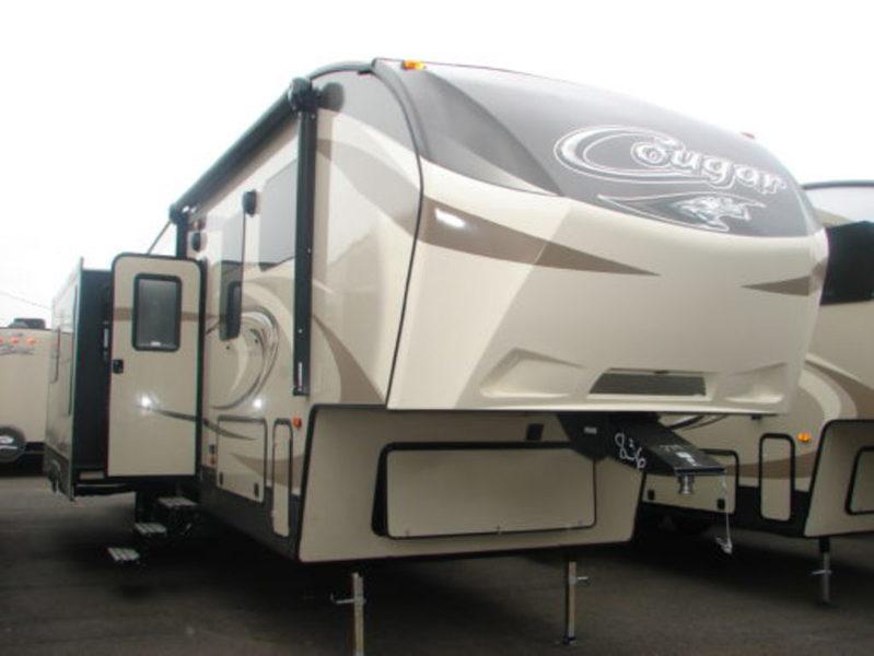 Keystone Rv Cougar 336bhs Rvs For Sale In Oregon