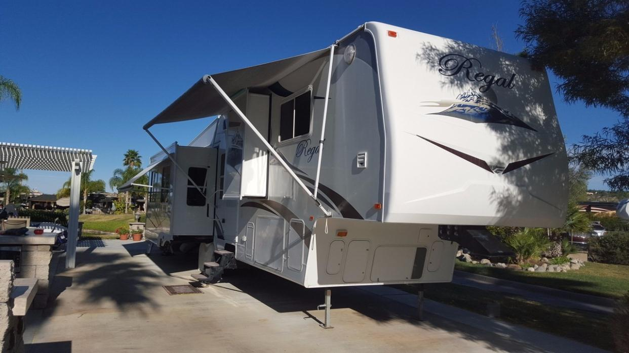 Fleetwood Regal Rvs For Sale In California