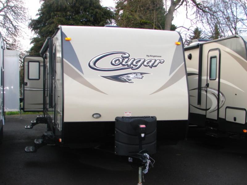 2016 Keystone Rv Cougar Half-Ton 24SABWE
