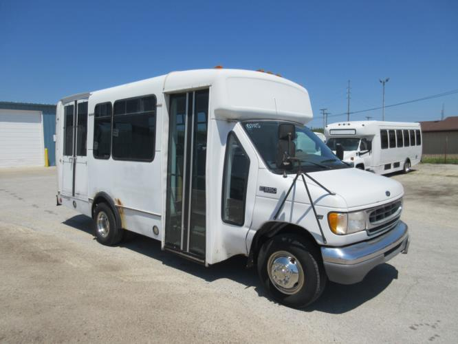 2000 Champion Bus Bus