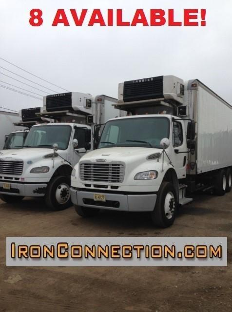 2008 Freightliner Business Class M2  Refrigerated Truck