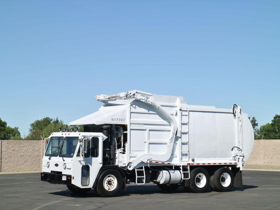 Garbage Truck Power Wheels : Garbage truck for sale in sacramento california