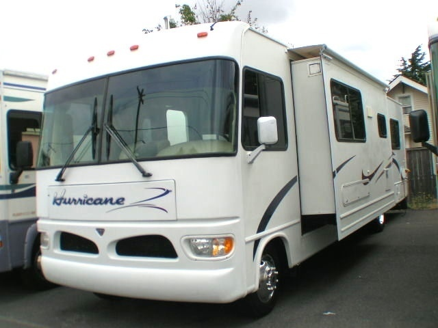 2001 Four Winds Hurricane Rvs For Sale
