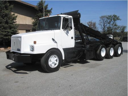 1991 Gmc / White Wg64 Roll Off Truck