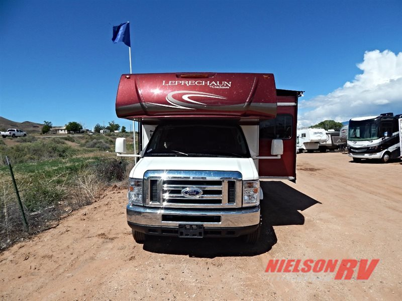 2017 Coachmen Rv Leprechaun 240FS Ford 450