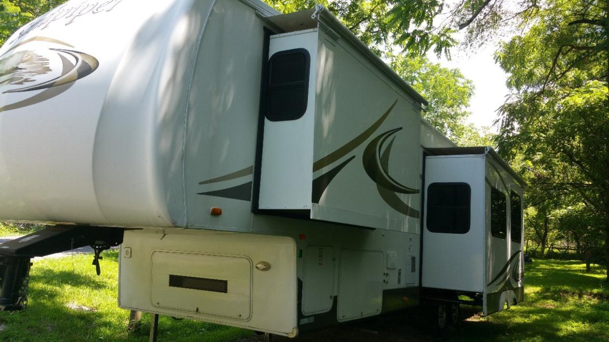 2008 Forest River Sandpiper 316BHT