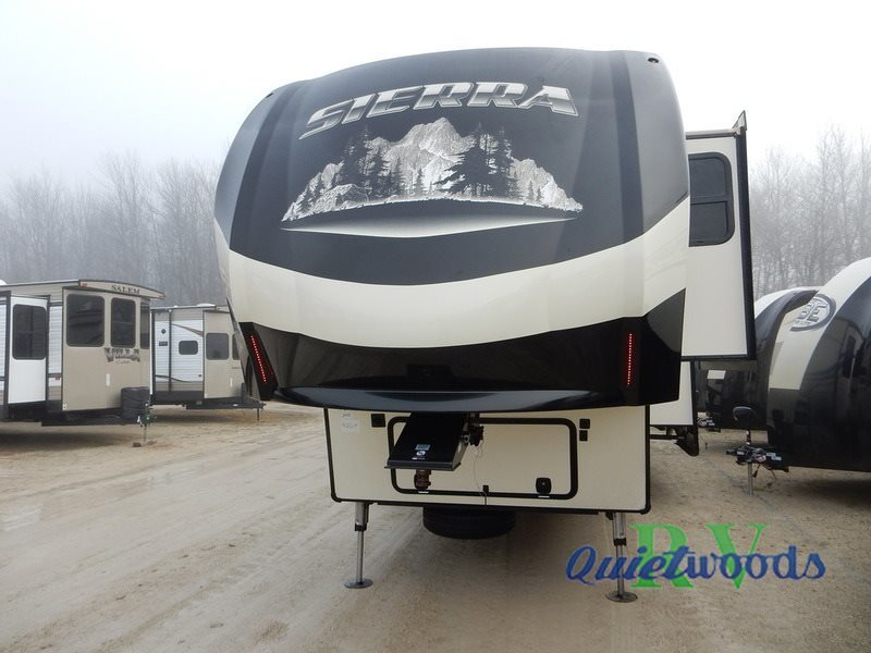 2016 Forest River Rv Sierra Select 357TRIP