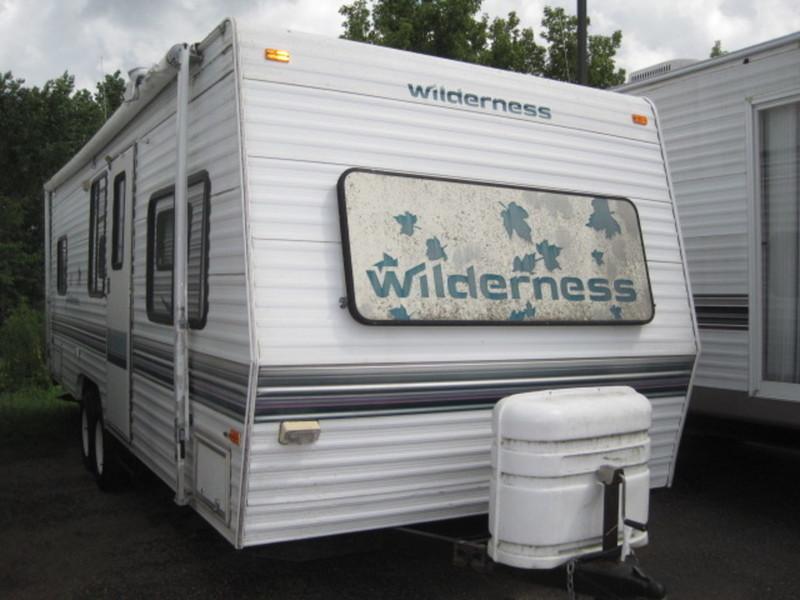 Fleetwood Wilderness 24 Rvs For Sale