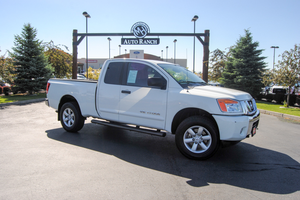 2014 Nissan Titan Sv Value Truck Package Pickup Truck