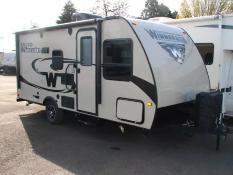 Winnebago Micro Minnie 1700bh Rvs For Sale In Oregon