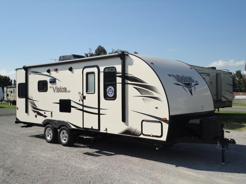 Kz Rv Vision 23rls Rvs For Sale