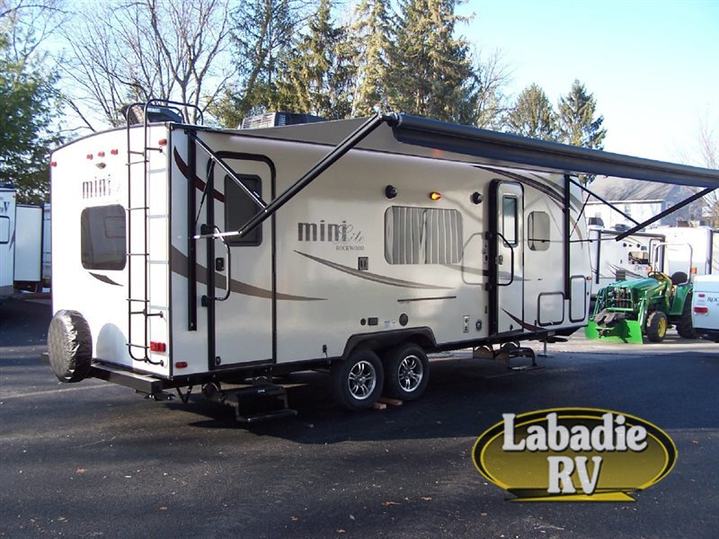 2017 Forest River Rv Rockwood Mini Lite 2503S