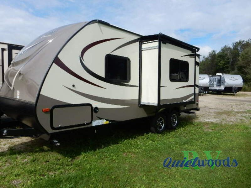 2016 Forest River Rv Surveyor 201RBS