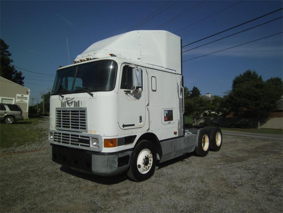 1996 International 9700 Cabover Truck - Sleeper