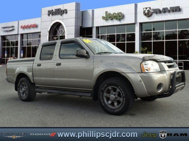 2004 Nissan Frontier 2wd Crew Cab