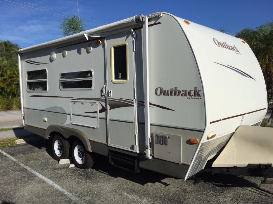 2008 Keystone Outback Travel Trailer Rvs For Sale