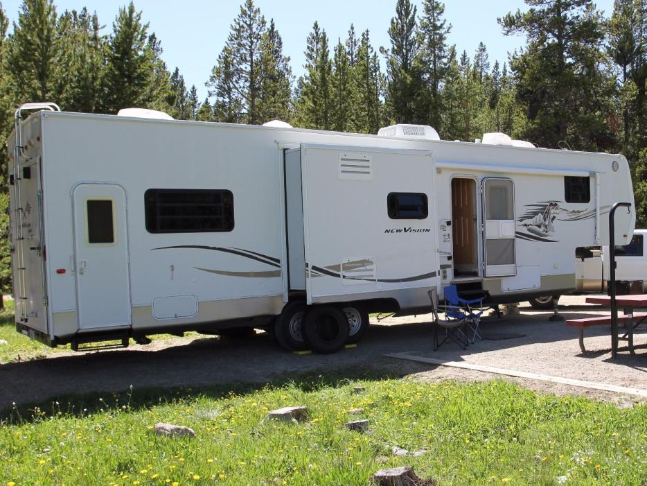 2005 K-Z Manufacturing Sportster 5TH WHEEL