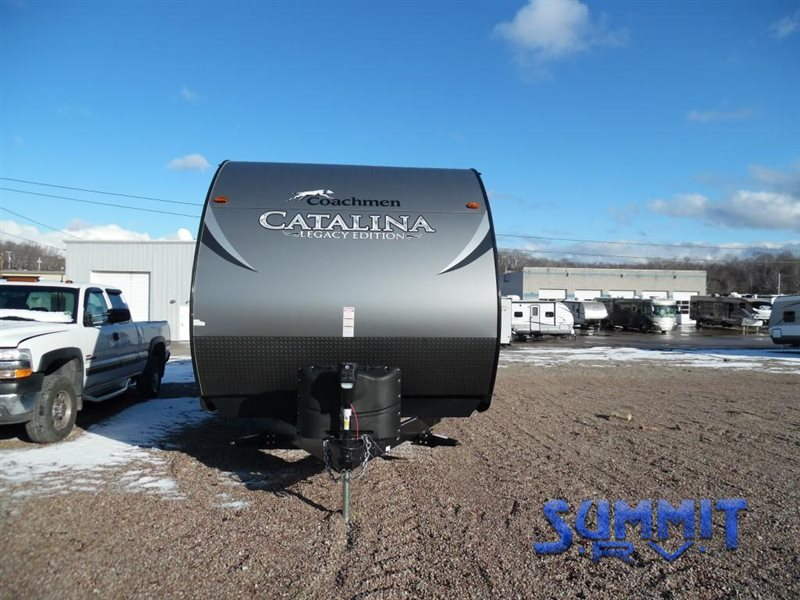 2016 Coachmen Rv Catalina 343QBDS