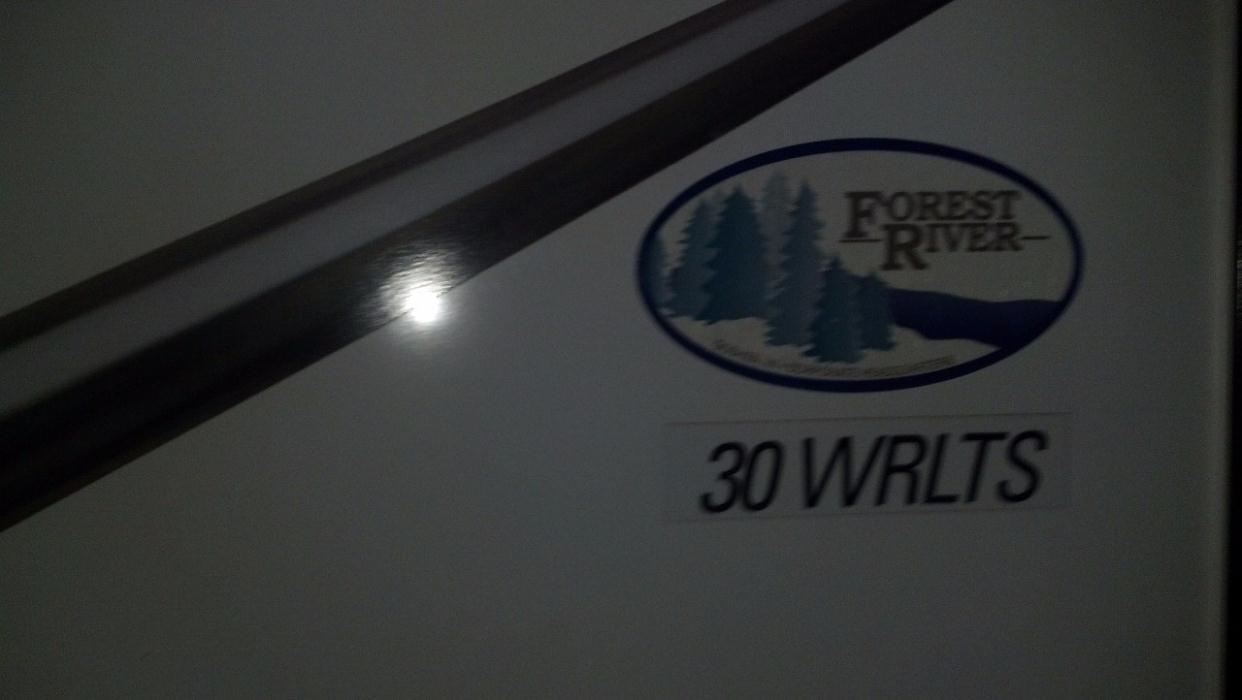 2011 Forest River V-Lite 30WRLTS