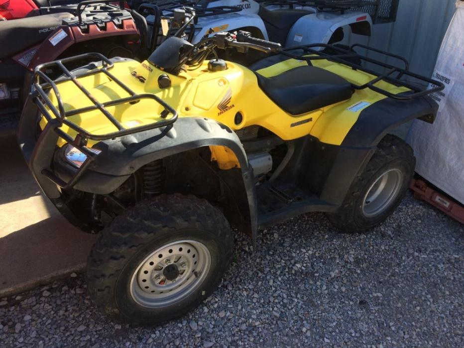 2004 Honda Rancher 350 Motorcycles For Sale