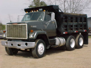 1981 Gmc 9500  Dump Truck